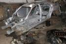 Acusados de desmanche de carros são presos em Araxá