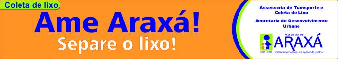 Banners Internet Araxá_Coleta de Lixo_Minas em Foco