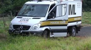 Família morre em acidente na BR-452, no município de Perdizes